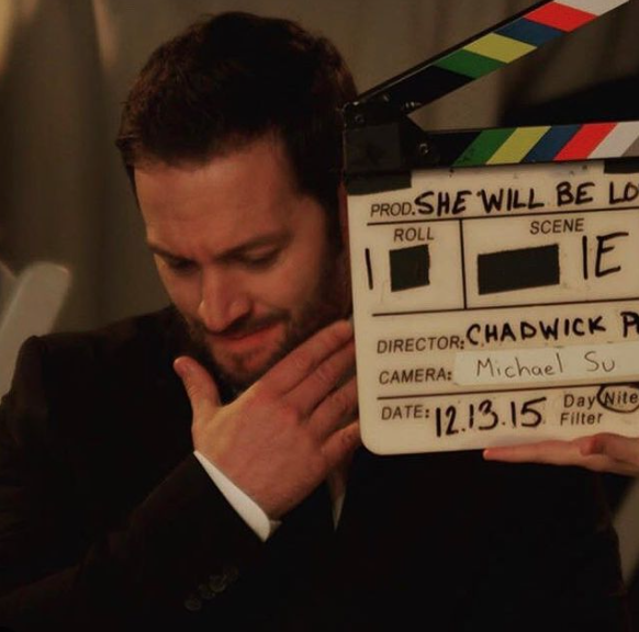screenwriter director producer chadwick pelletier